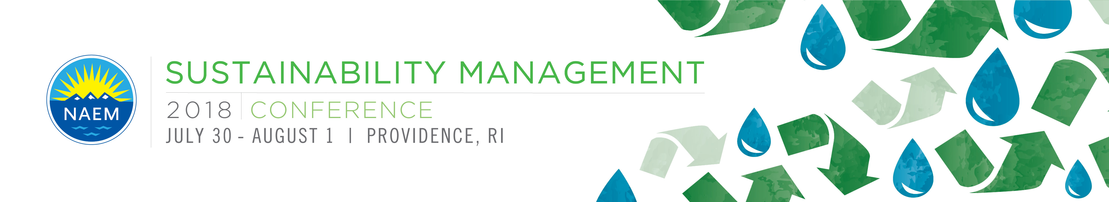 NAEM's 2018 Corporate Sustainability Management Conference