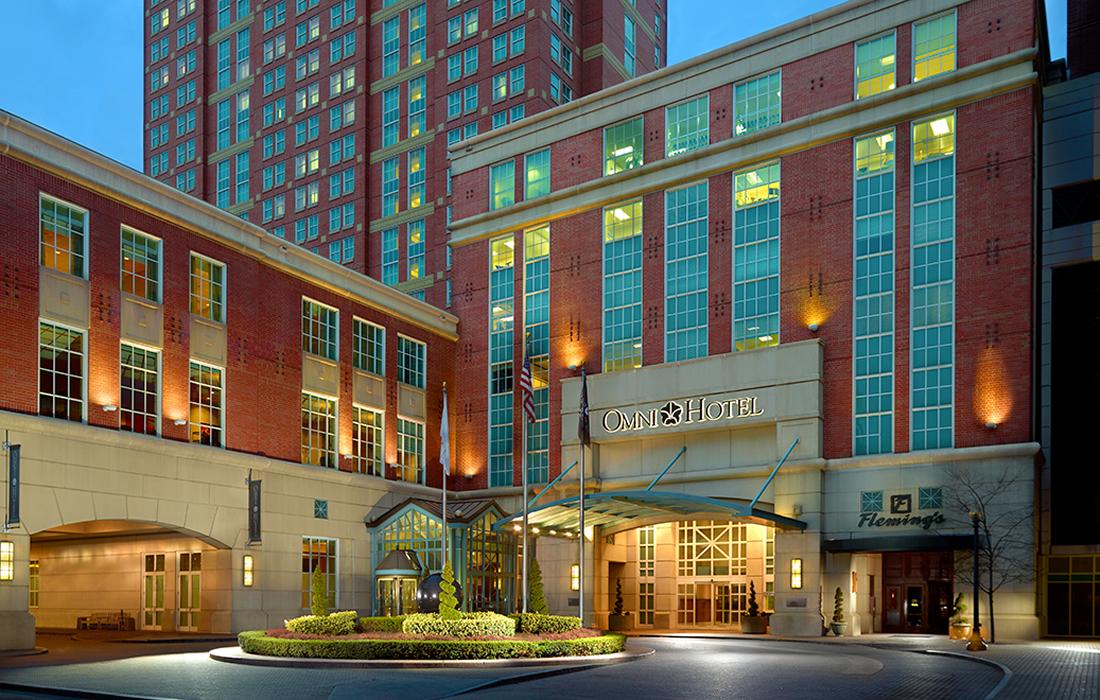 Omni Providence Hotel in Providence, Rhode Island